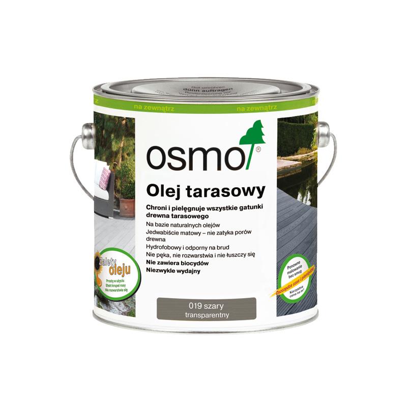 Oleje tarasowe Osmo - oleje do drewna teak, modrzew, garapa, bagkirai, daglezja, massaranduba